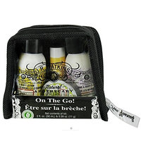 JR Watkins Naturals Apothecary On The Go Personal Care Kit - ( 4 Pieces / Kit)