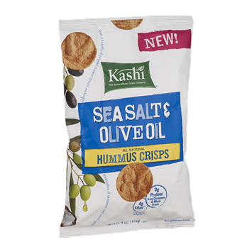 Kashi® Sea Salt & Olive Oil Hummus Crisps