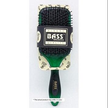 Brush Large Square Paddle Brush Cushion Nylon Bristles Bass Brushes 1 Brush
