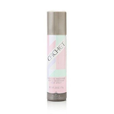 Prince Matchabelli Cachet 2.5 oz Fragrance Body Spray