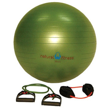 Natural Fitness Resistance Toning Kit, 1 ea
