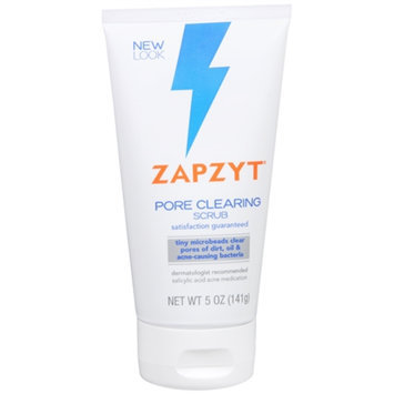 ZAPZYT Medicated Pore Clearing Scrub