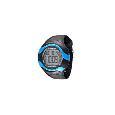 Freestyle Endurance Workout 75 Lap Wrist Watch - Blue