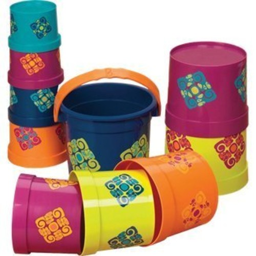 B. Toys Kids Bazillion Buckets