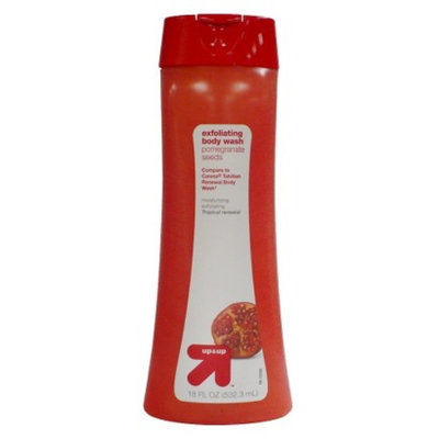 up & up Exfoliating Body Wash with Pomegranate Seeds - 18 oz.