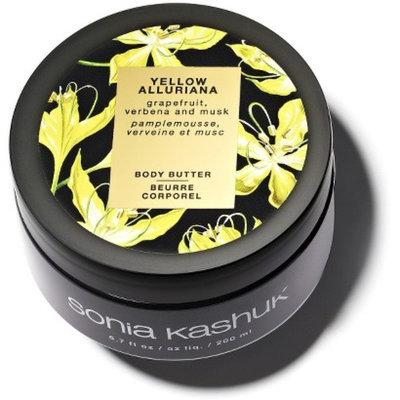 Sonia Kashuk Yellow Alluriana Body Butter - 6.7 oz