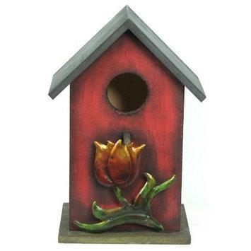 Link Direct Pinnacle Strategies A00502/1-UPS Wood Bird House