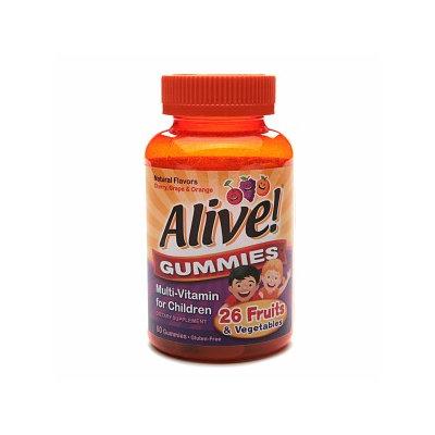 Nature's Way Alive! Multivitamin for Children's Gummies
