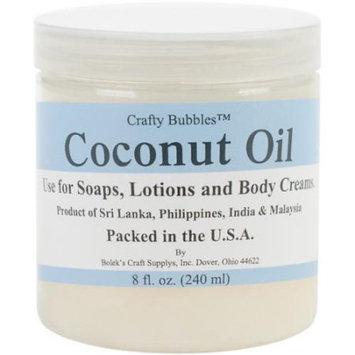 Bolek's Coconut Oil 8Oz