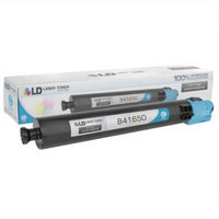 LD Compatible Replacement for Ricoh 841650 (841738) Cyan Laser Toner Cartridge for use in Ricoh Aficio MP C3002, and MP C3502 Printers