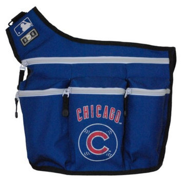 Diaper Dude Chicago Cubs Diaper Bag