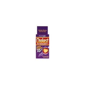 Natrol Cholest Intercept -- 60 Vegetarian Tablets