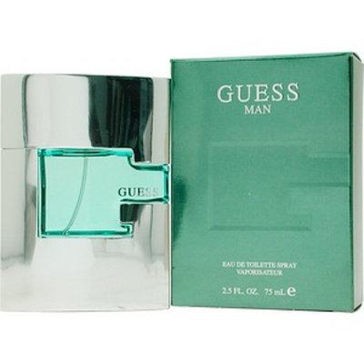 Guess Man Men's Eau De Toilette Spray