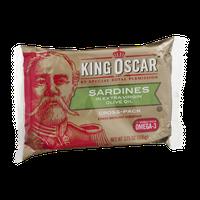 King Oscar Sardines in Extra Virgin Olive Oil