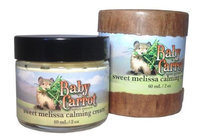Attitude Change Calming Baby Cream Wild Carrot Herbals 2 oz Cream