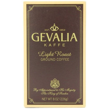 Gevalia Light Roast Ground Coffee, 8 Ounce Package