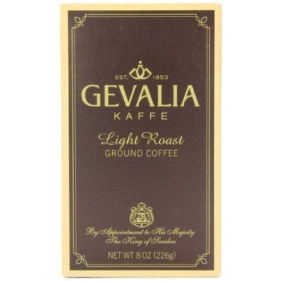 Gevalia Light Roast Ground Coffee, 8 Ounce Package