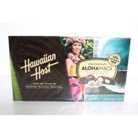 Hawaiian Host The Original chocolate Covered MACADAMIA NUTS BOX 7 OZ (198 g)