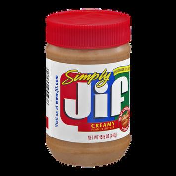 Simply Jif Peanut Butter Creamy