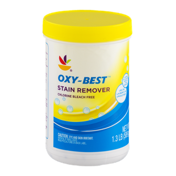 Ahold Oxy-Best Stain Remover