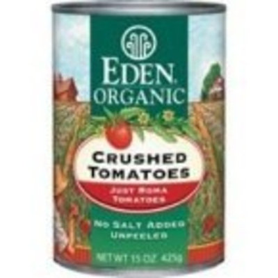 Eden Foods Crushed Tomatoes ( 12x28 OZ)