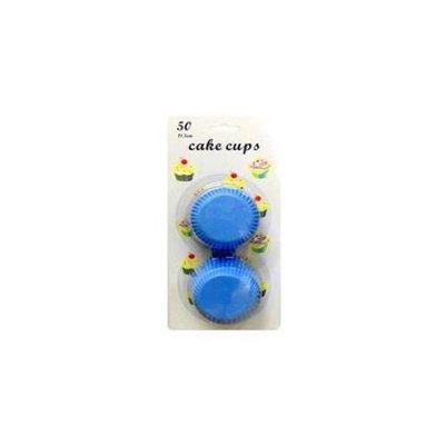 Ddi Cupcake Liner Light Blue