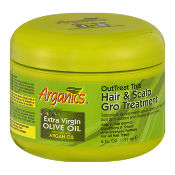 Arganics Hair & Scalp Gro Treatment