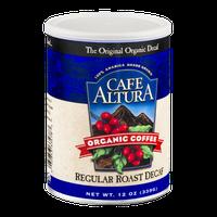 Cafe Altura Organic Coffee Regular Roast Decaf