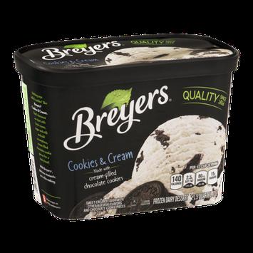 Breyers Cookies & Cream 48 oz