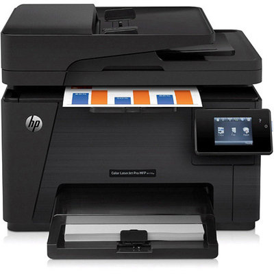 HP Laserjet Pro MFP 177FW Color Printer