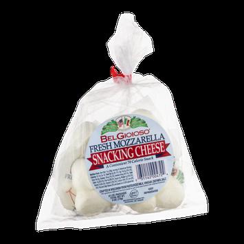 BelGioioso Fresh Mozzarella Snacking Cheese - 6 CT
