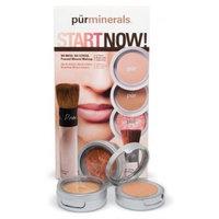 Pur Minerals Start Now Essentials Collection, Deepest, 4 ct