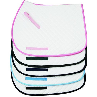 TuffRider Basic All Purpose Saddle Pad with Trim