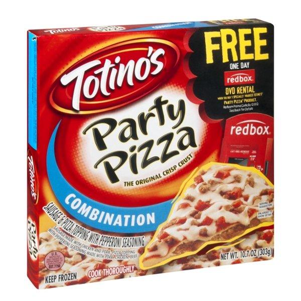 Totino's Combination Party Pizza