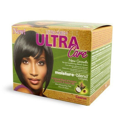 Ultra Sheen Ultra Care Relaxer Kit Coarse
