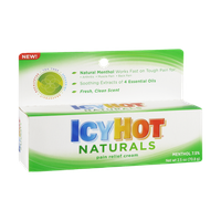 Icy Hot Naturals Pain Relief Cream