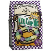 New Orleans Gourmet Foods Orleans Gourmet Foods New Orleans King Cake Mix, 24-Ounce Boxes (Pack of 2)