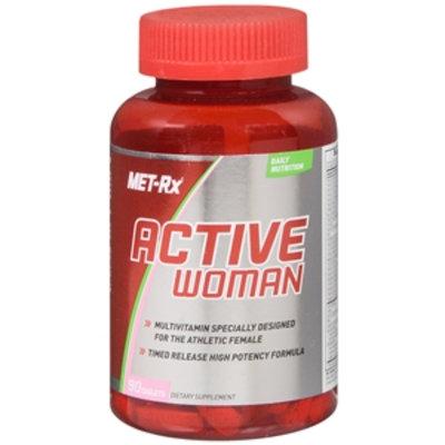 Met-Rx Active Woman Multivitamins, Tablets, 90 ea