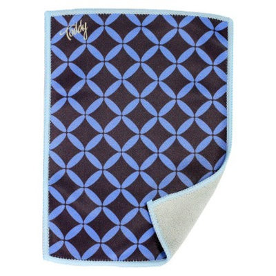 Toddy Gear Inc Toddy Microfiber Cloth - Wiseguy Willy (25X71316)