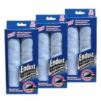 Endust 3 Packs Of Micro Fiber Towels  2 Per Pack