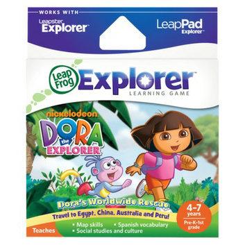 LeapFrog Explorer Learning Game - Dora the Explorer