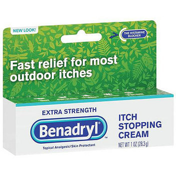 Benadryl Extra Strength Itch Stopping Cream