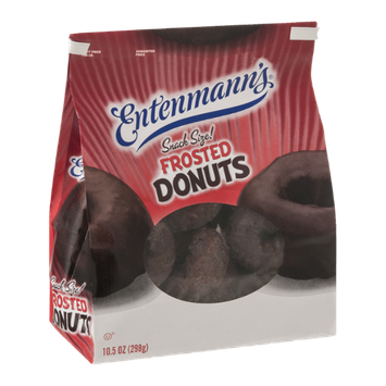 Entenmann's Snack Size! Frosted Donuts