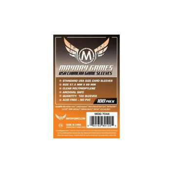 USA Chimera Game Sleeves 57.5 X 89 MM (100 pack)