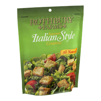 Rothbury Farms Seasoned Italian Style Croutons