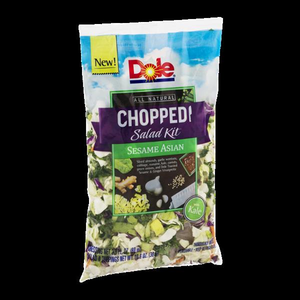 Dole Chopped Salad Kit Sesame Asian