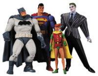Diamond Comics Dark Knight Returns Action Figure Box Set