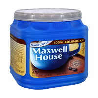 Maxwell House 100% Colombian Medium Dark Roast Ground Coffee