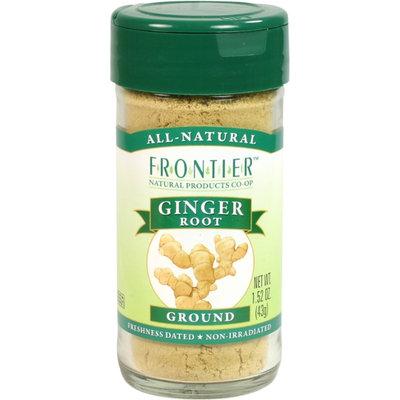 Frontier Ginger Root Ground