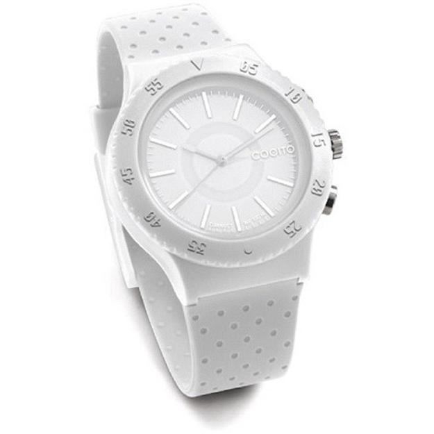 Cogito Pop 3.0 Watch, White Crisp